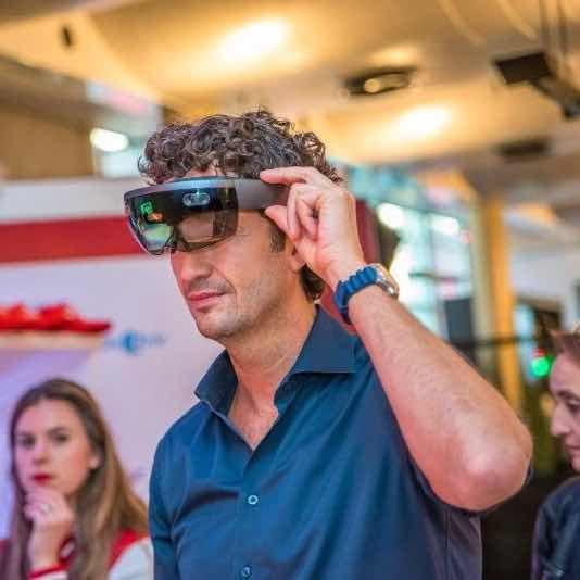 Augmented reality huren